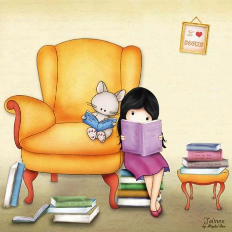 La lecture, une porte ouverte sur un monde enchanté (F.Mauriac) - Page 3 Jolinn14