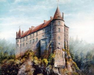 Constructions superbes ... Palais, châteaux, cathédrales et autres édifices - Page 2 Mediev11