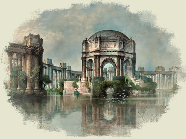 Constructions superbes ... Palais, châteaux, cathédrales et autres édifices - Page 2 Monume10