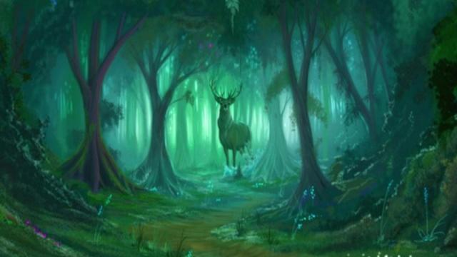 Recueil inédit Voyage au Pays des Rêves ... Le Bois des Mystères - Fin Nuit_f10