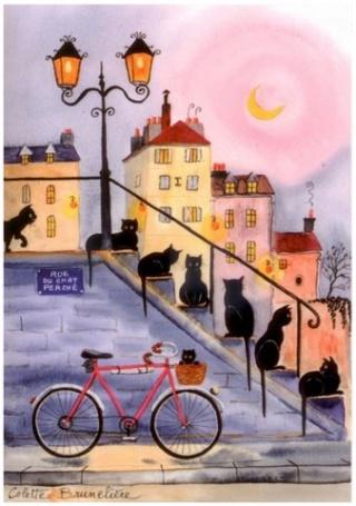 A bicyclette ... - Page 2 Rue_du11