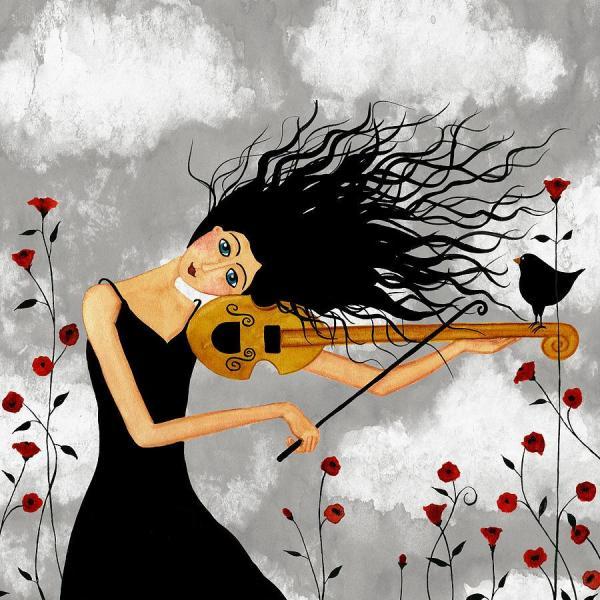 """"""" La Musique adoucit les moeurs """" ( Aristote ) - Page 3 Serena10"""