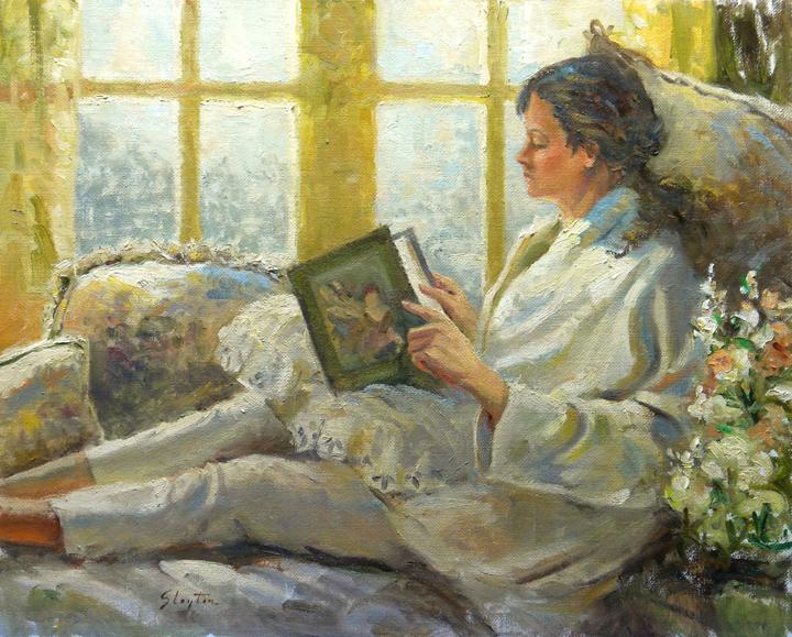 La lecture, une porte ouverte sur un monde enchanté (F.Mauriac) Slayto10