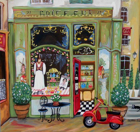 """Des petites """"boutiques"""" ... Suzann10"""
