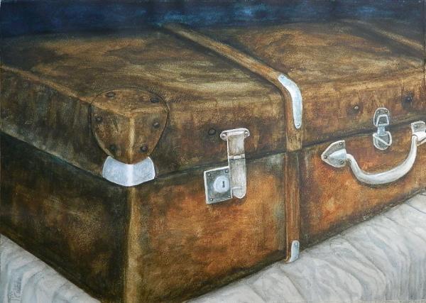 Recueil inédit Voyage au Pays des Rêves ... La Valise des Souvenirs  Valise10