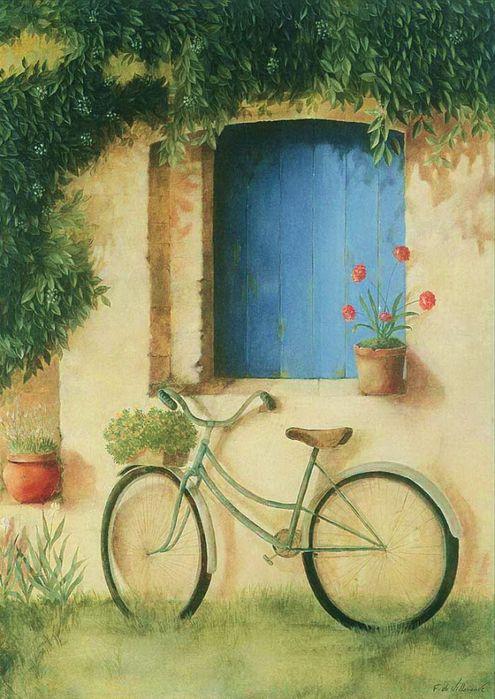 A bicyclette ... Velo_e10