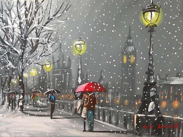 Ombrelles et parapluies  - Page 2 Winter14
