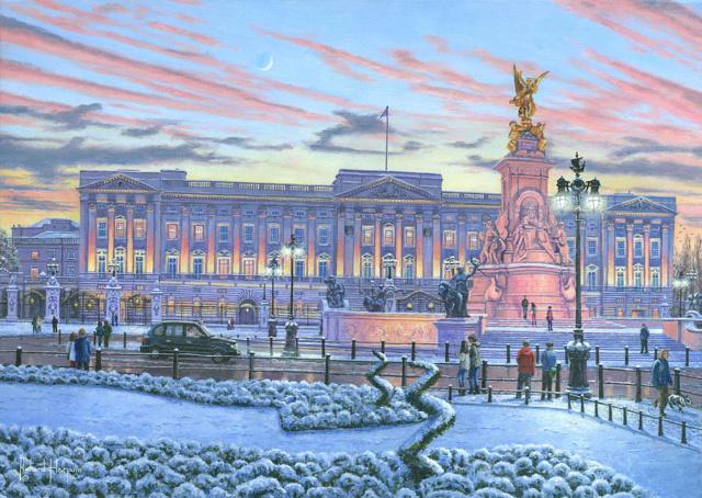 Constructions superbes ... Palais, châteaux, cathédrales et autres édifices - Page 2 Winter25