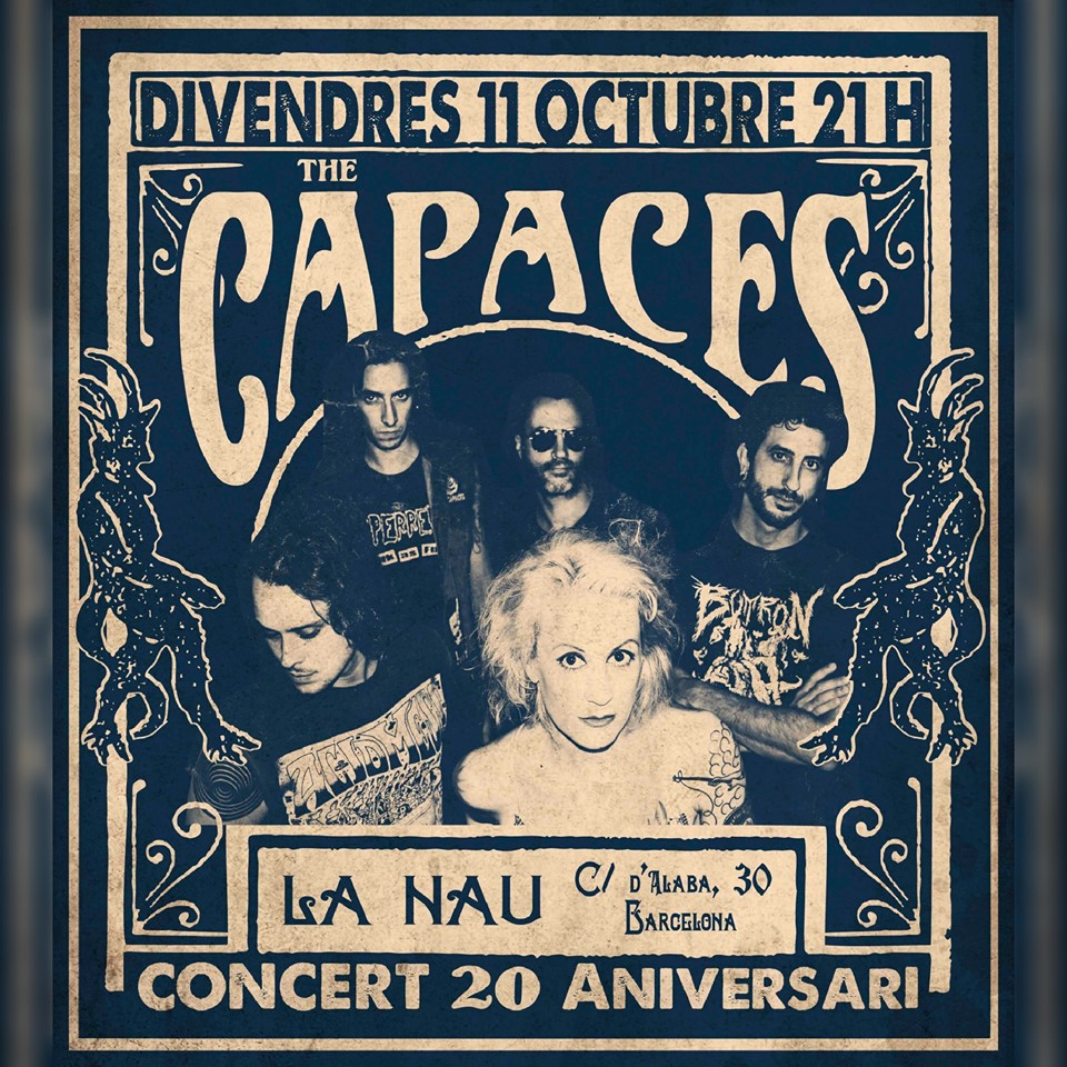 THE CAPACES 011063