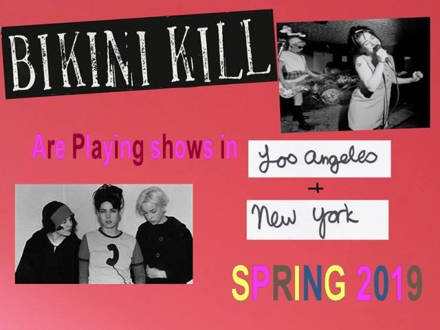 Bikini Kill: el topic 01309