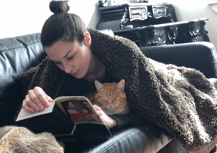 Filosofía, gatitos y p0rn0: el tópic de Stoya 01419