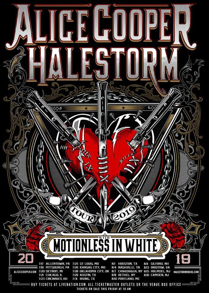 """Halestorm - Nuevo disco, """"Vicious"""", el 27 de julio - Página 2 01511"""