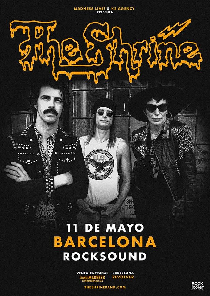 The Shrine de gira en Barcelona y Madrid (07/2016) 01517