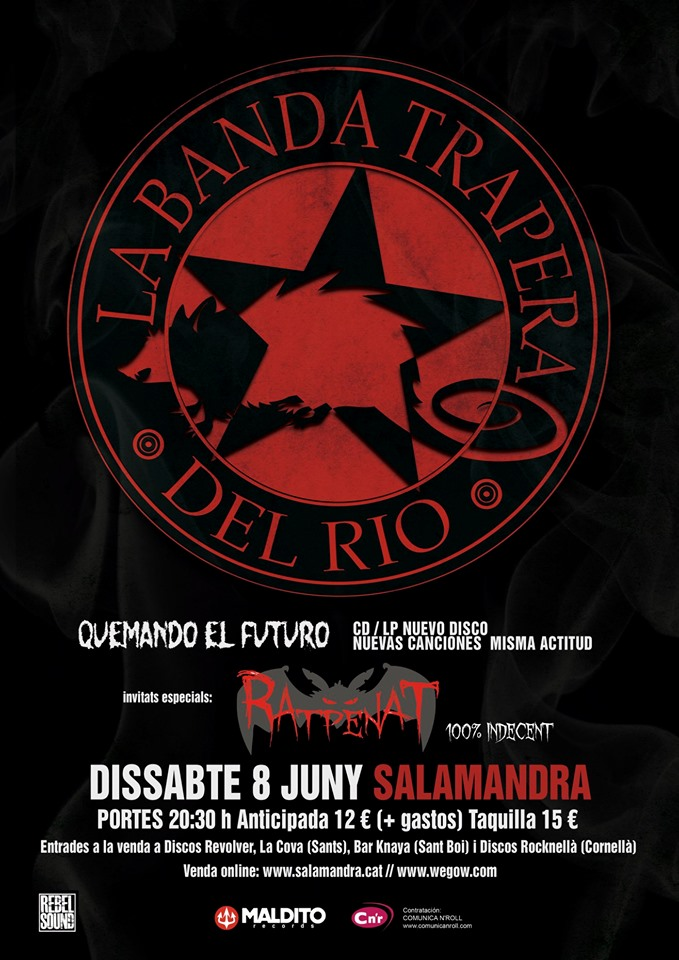 La Banda Trapera del Río vuelve a los escenarios - Página 2 01706