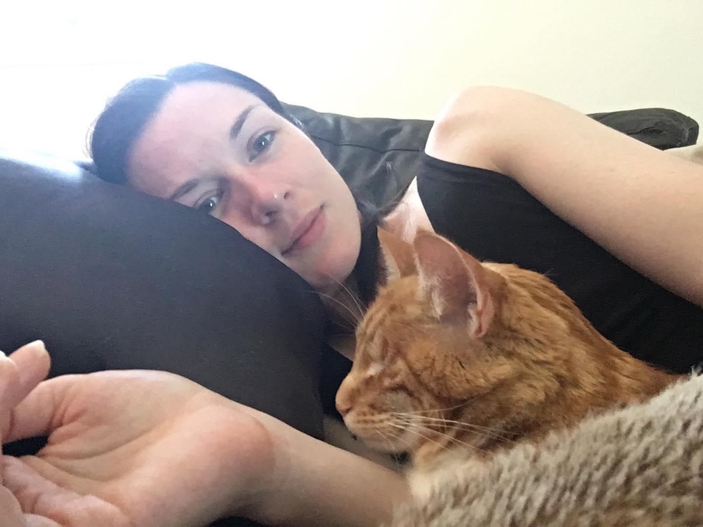 Filosofía, gatitos y p0rn0: el tópic de Stoya 01885