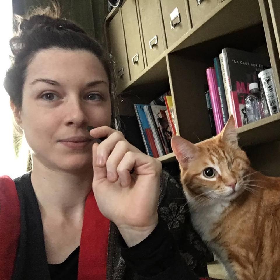Filosofía, gatitos y p0rn0: el tópic de Stoya 01890