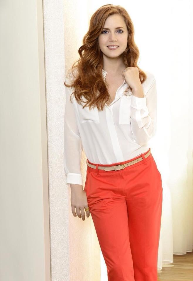 Hail The Redhead - Amy Adams 01927