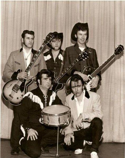 Crazy Cavan & The Rhythm Rockers 01b111