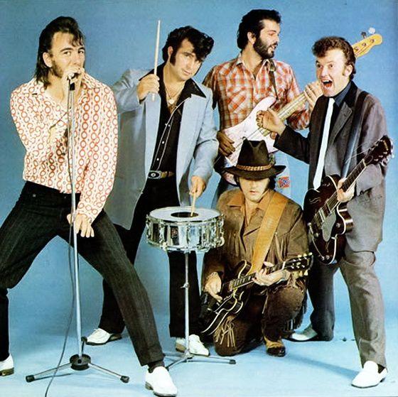 Crazy Cavan & The Rhythm Rockers 01b112