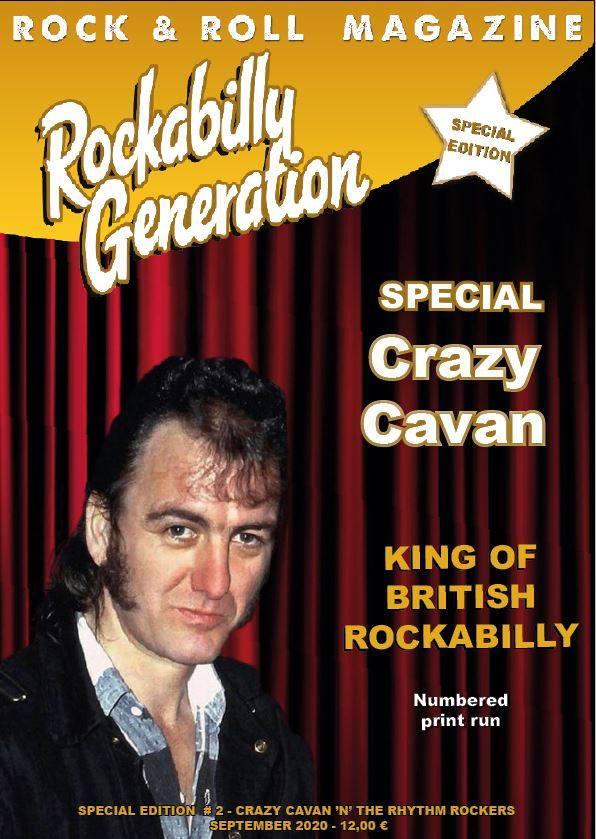Crazy Cavan & The Rhythm Rockers 1a106