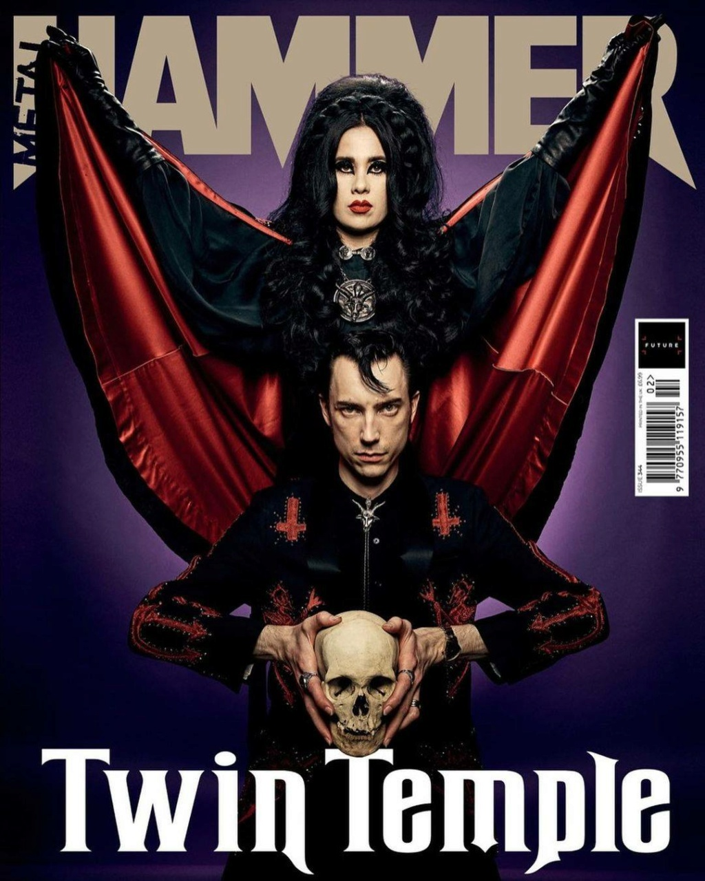 Twin Temple -  Doo Wop satánico y feminista de L.A. 1b147