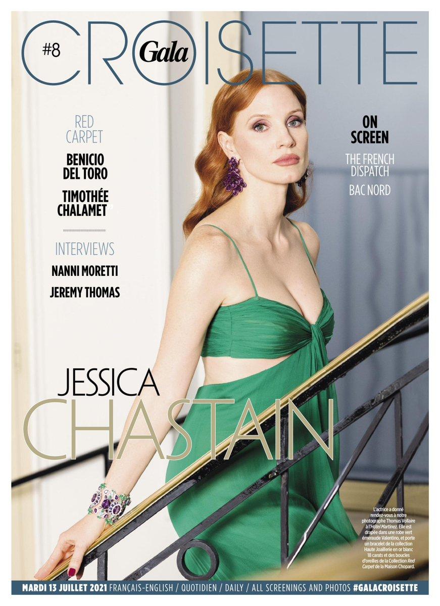 JESSICA CHASTAIN  foroazkena club de fans! - Página 4 1b268