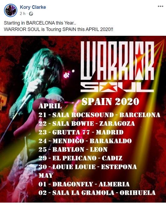 WARRIOR SOUL. GIRA ESPAÑOLA - Página 11 1c112