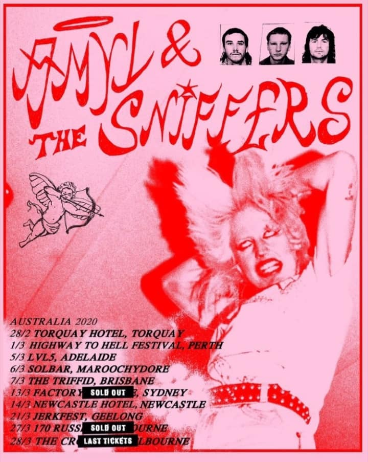 Amyl & The Sniffers. PORTADA DEL POPU DE MARZO 2020! - Página 2 1c131