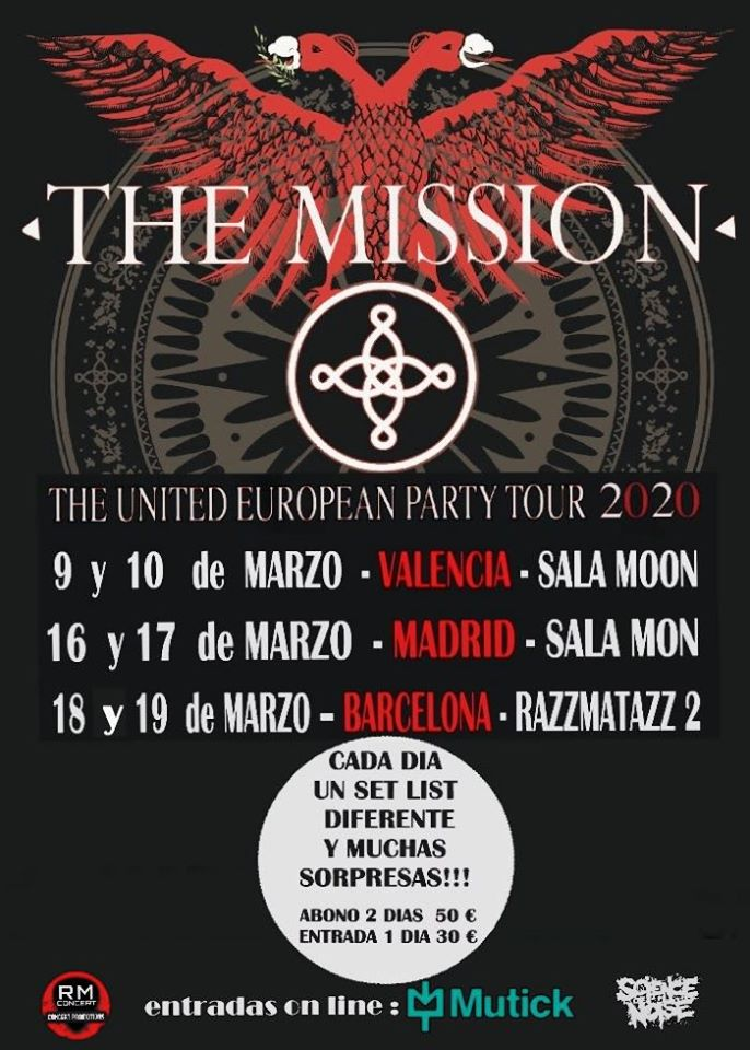 The Sisters of Mercy/The Mission - Página 4 1c137