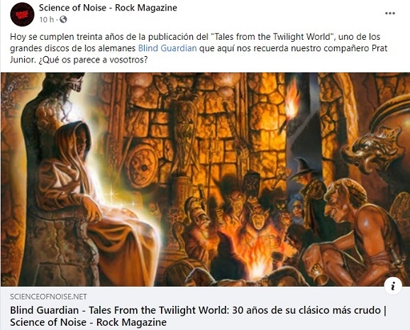 Puntuemos la discografía de mis queridísimos... Blind Guardian - Página 8 1c212