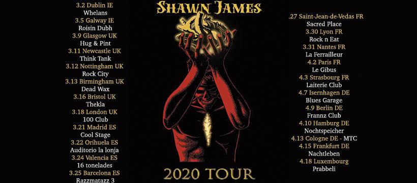 Shawn James en Barcelona en marzo - Página 2 1c70