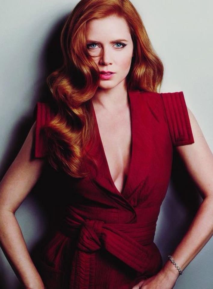 Hail The Redhead - Amy Adams 1c77