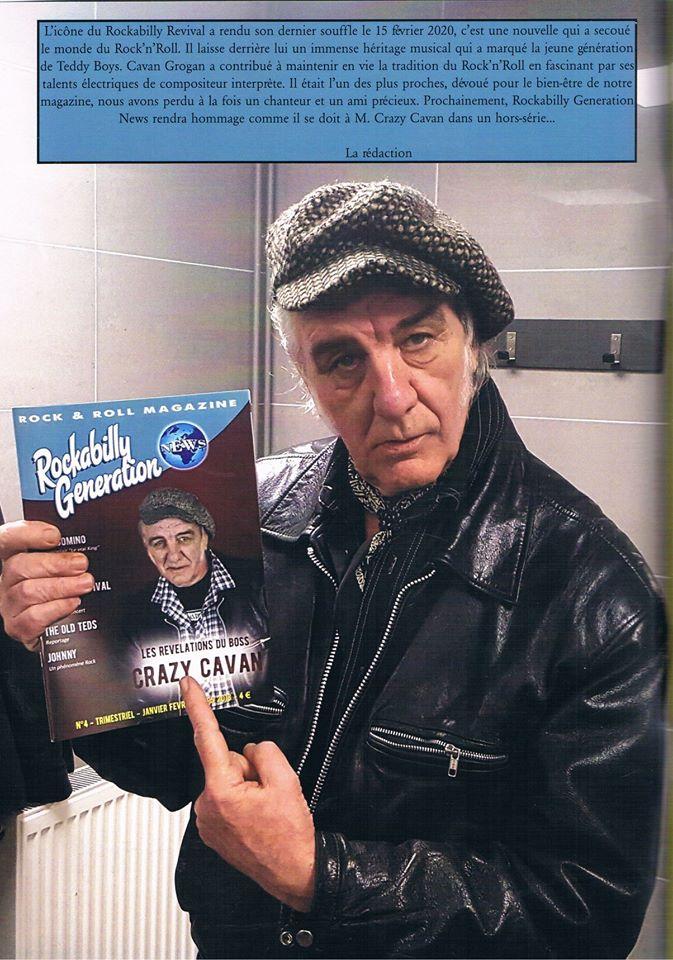 Crazy Cavan & The Rhythm Rockers 1d111