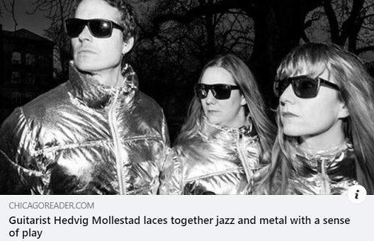 Hedvig Mollestad Trio 1e25