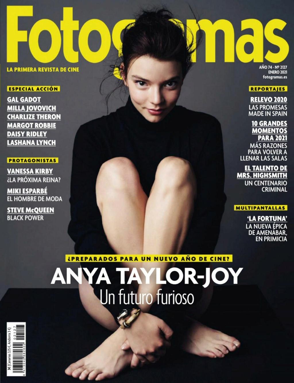 Anya Taylor-Joy, qué mina ♥ 1x83