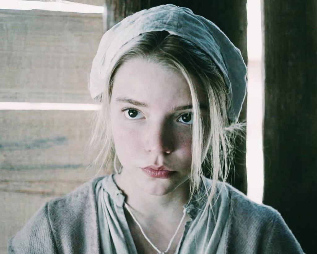 Anya Taylor-Joy, qué mina ♥ 1x97