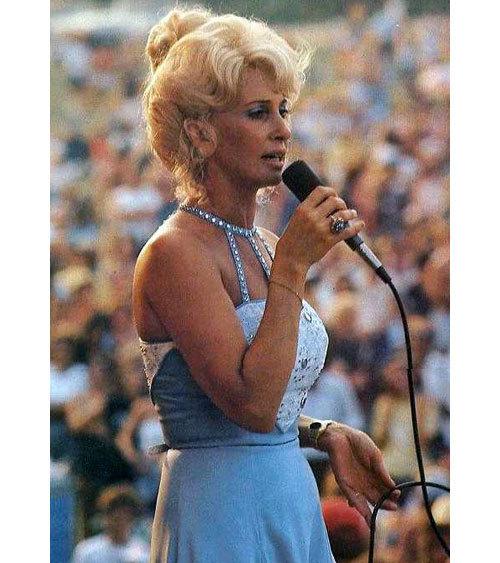 Tammy Wynette, la Primera Dama del Country 1z113