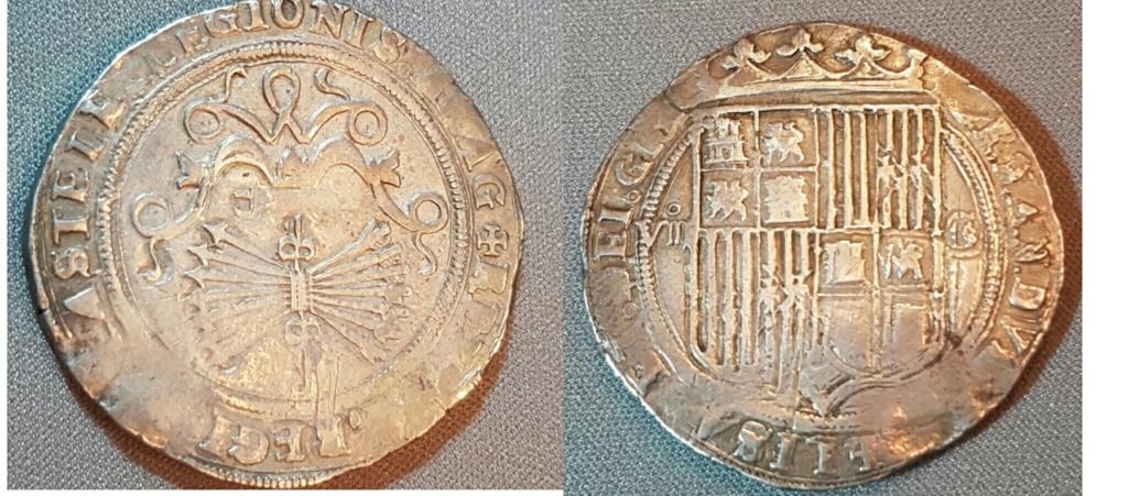 8 Reales Reyes Católicos. Sevilla. Img_2030