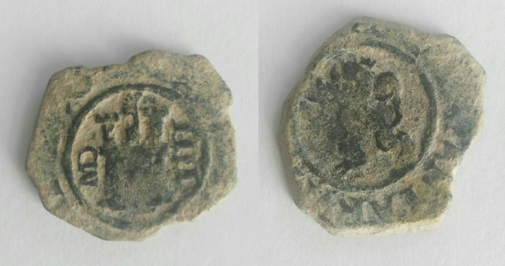 4 maravedís de Felipe III de Madrid. Img_2051