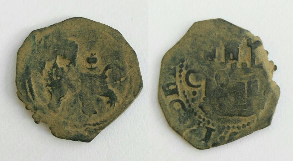 2 Maravedís u ochavo de Felipe II, Cuenca Img_2056