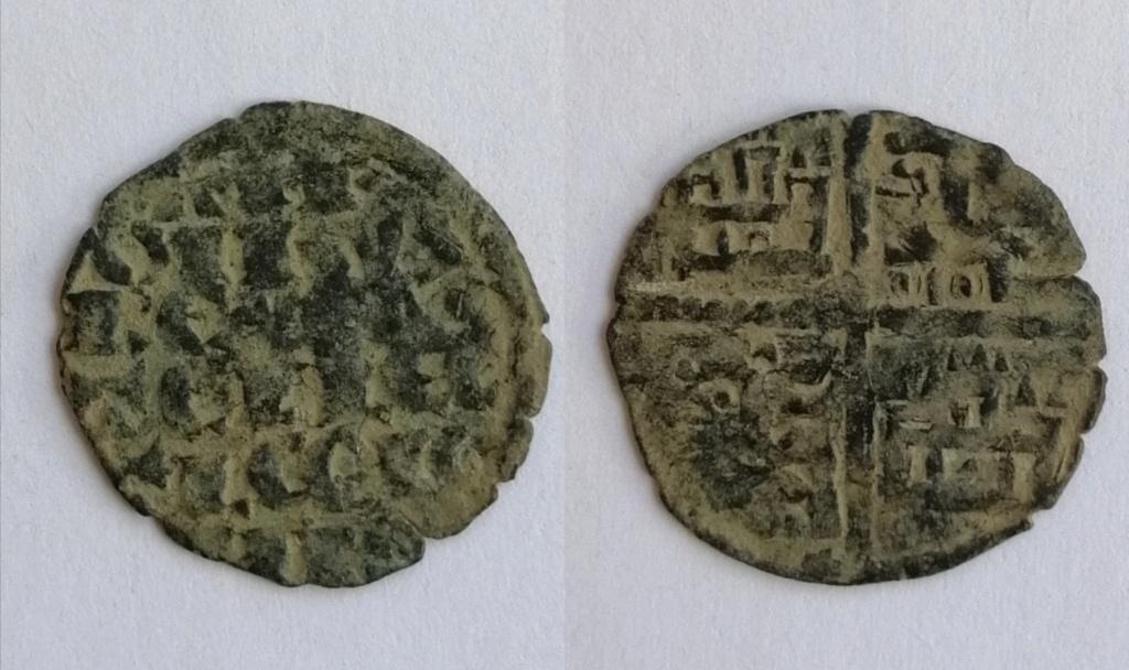 Dinero de Alfonso X de la 1ª guerra de Granada. Img_2145