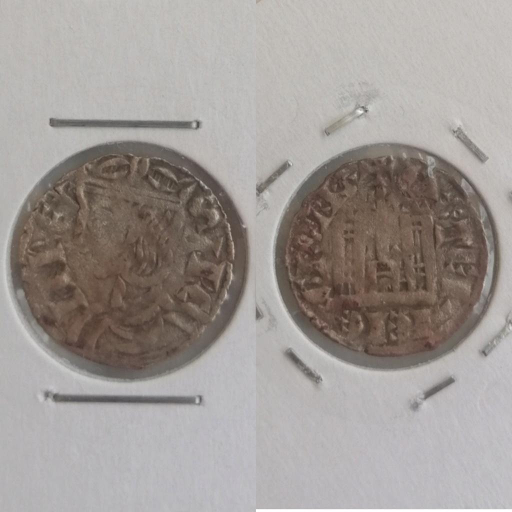 Dinero coronado o cornado de Sancho IV. Murcia Photog15