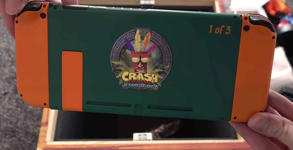 Switch Ultra Collector Crash Bandicoot - 3 au monde Large10