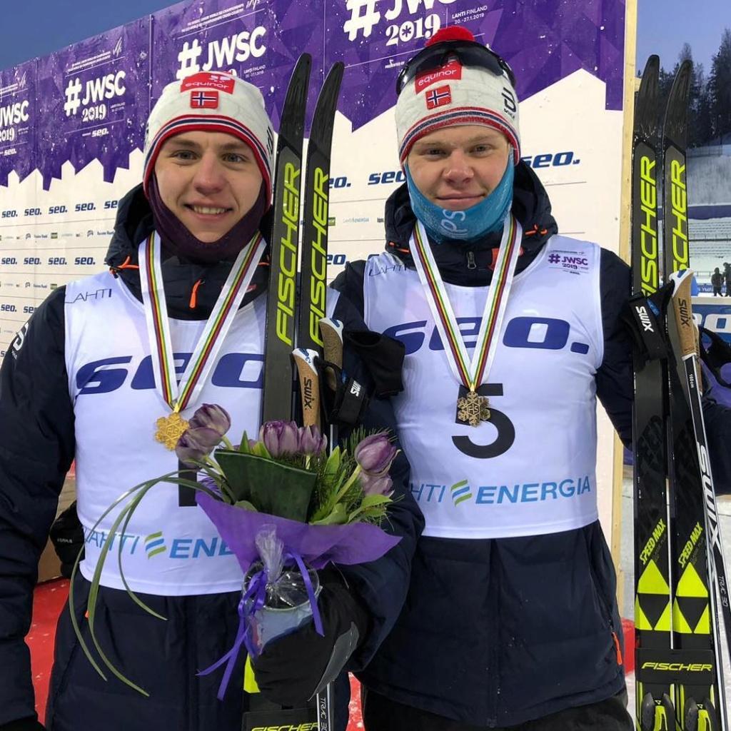 FIS Junior & U23 World Ski Championships - 2019 - Страница 4 49778210