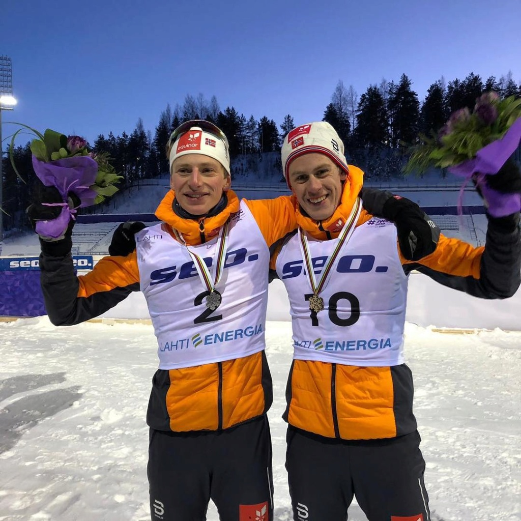 FIS Junior & U23 World Ski Championships - 2019 - Страница 3 50012310