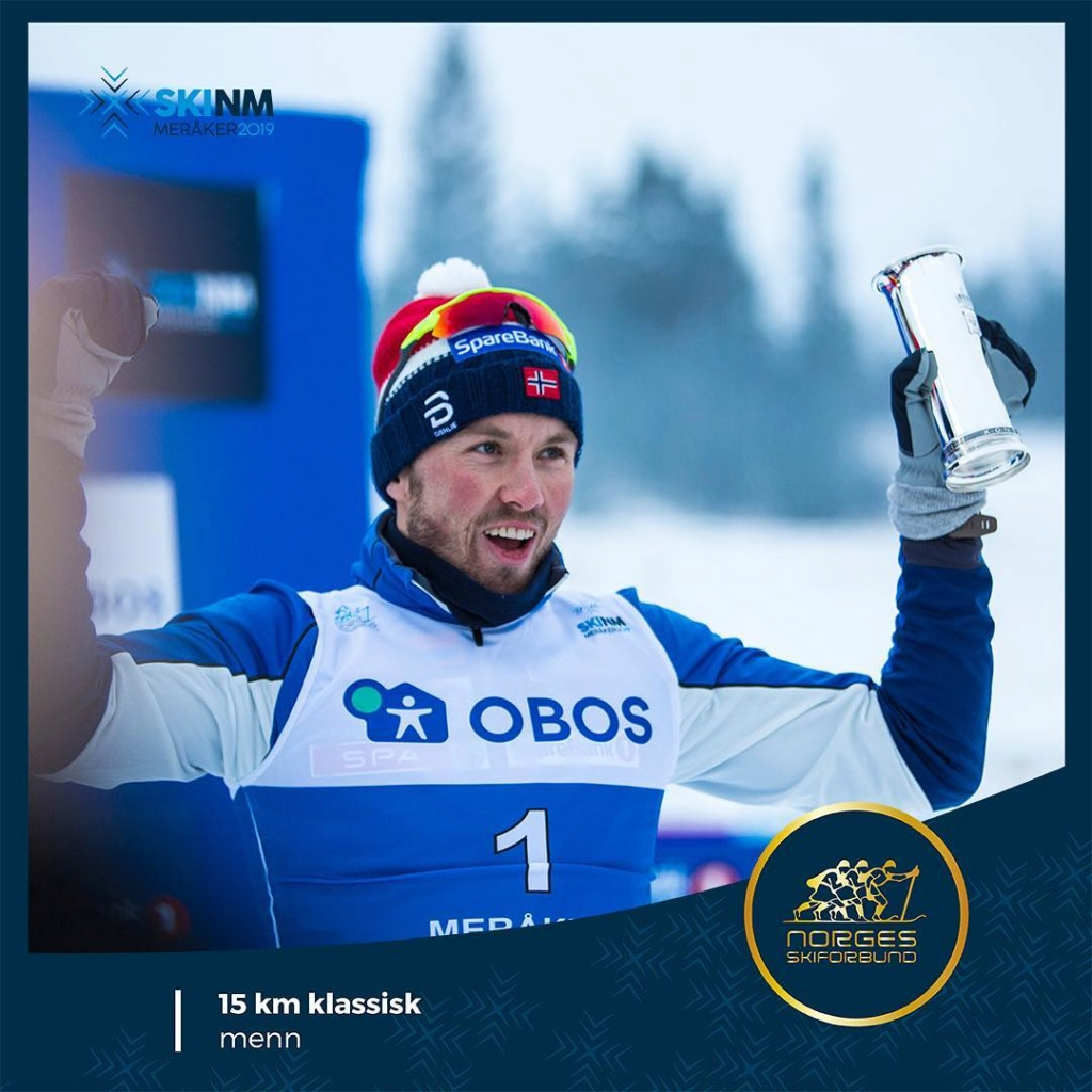 NM Ski Meråker 2019 / LANGRENN NATIONAL CHAMPIONSHIPS 50183110