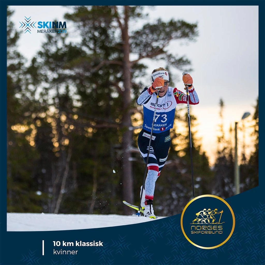 NM Ski Meråker 2019 / LANGRENN NATIONAL CHAMPIONSHIPS 50725310