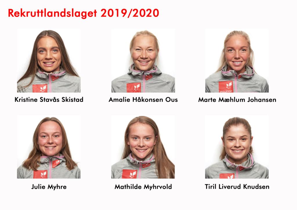 Dette er landslagene 2019/2020 Aa10