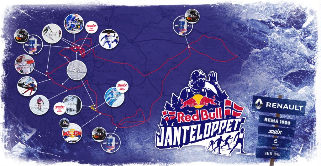 RED BULL JANTELOPPET 2019 Kart_v10