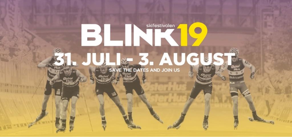 Blinkfestivalen 2019. Cross Country skiing. Scree114